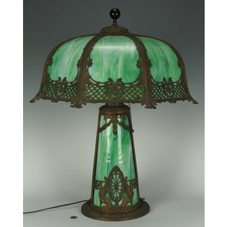 Antique Stained Glass Lamps.Antique Slag Glass Lamps Ideas On Foter