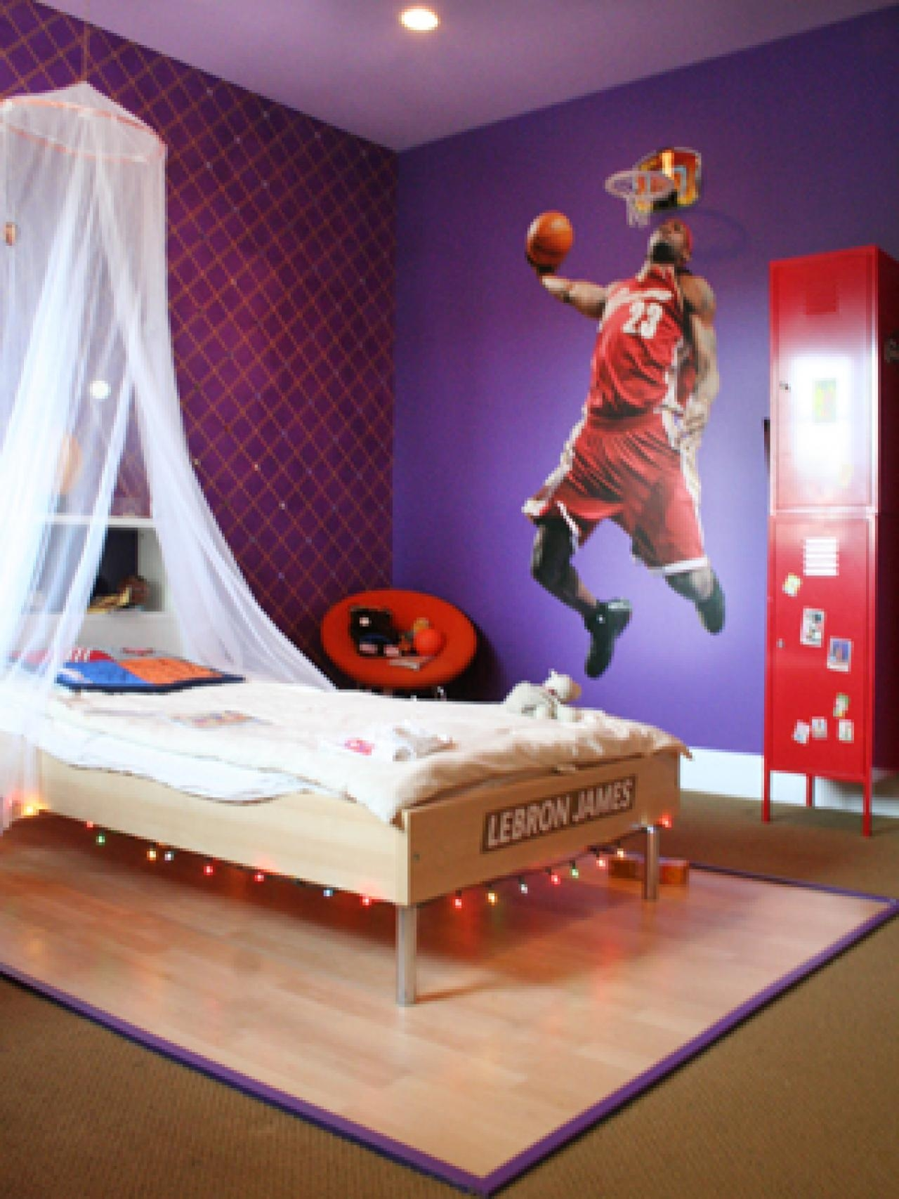 Sports Lockers For Kids Rooms