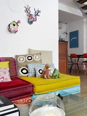 Square Floor Cushions - Ideas on Foter
