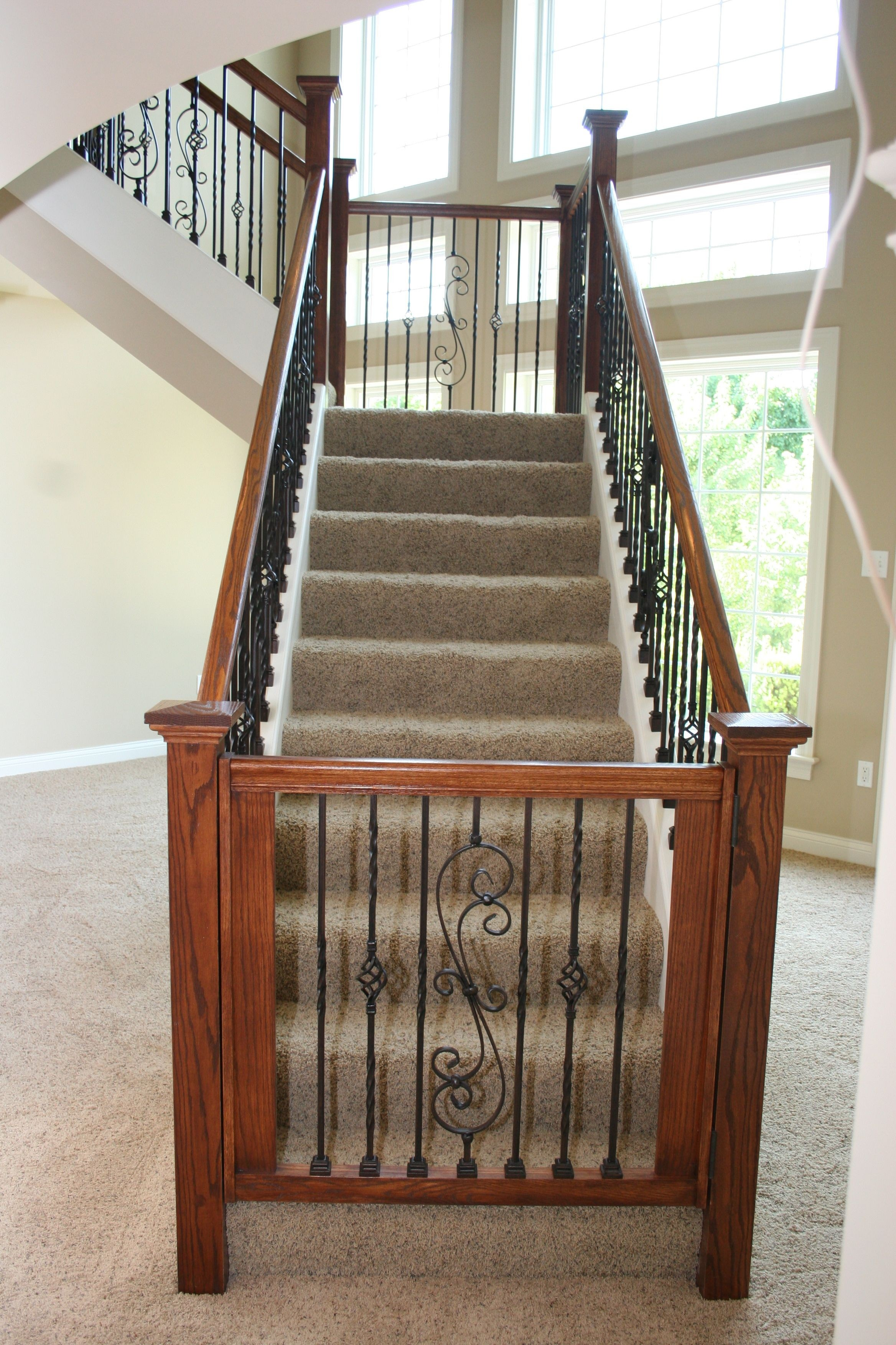 High Quality Stairway Dog Gate 7