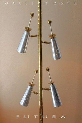 Stiffel Floor Lamp Foter