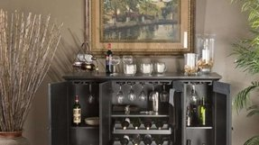 Wine Cooler Bar Cabinet Foter