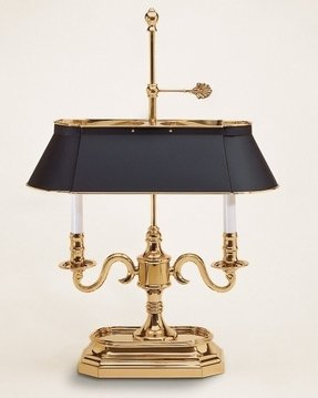 Antique solid brass table lamp foter antique solid brass table lamp aloadofball Images