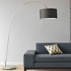 Arch Sofa Floor Lamp Foter