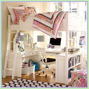 Bombay kids loft bed