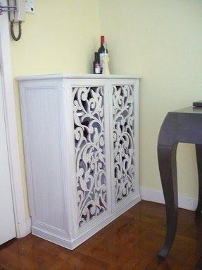 Built In Shoe Cabinet Design
