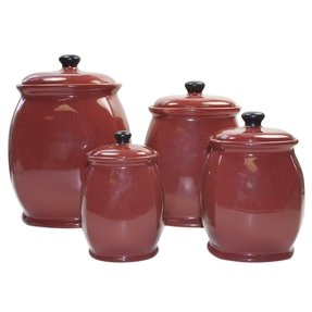 Canister sets for kitchen ceramic 7