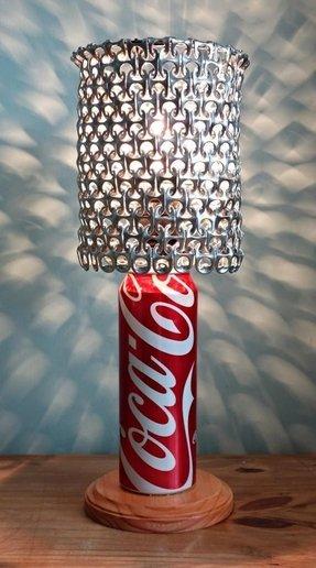 Coca Cola Lamp Foter