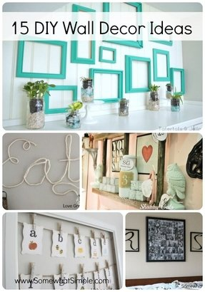 Hanging Photo Collage Frames - Foter