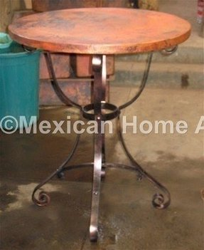 Copper Pub Table Ideas On Foter