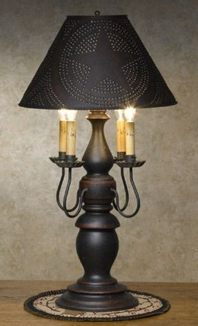 Country style floor lamps 1