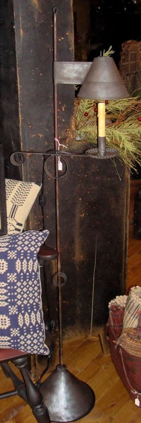 Country style floor lamps 27