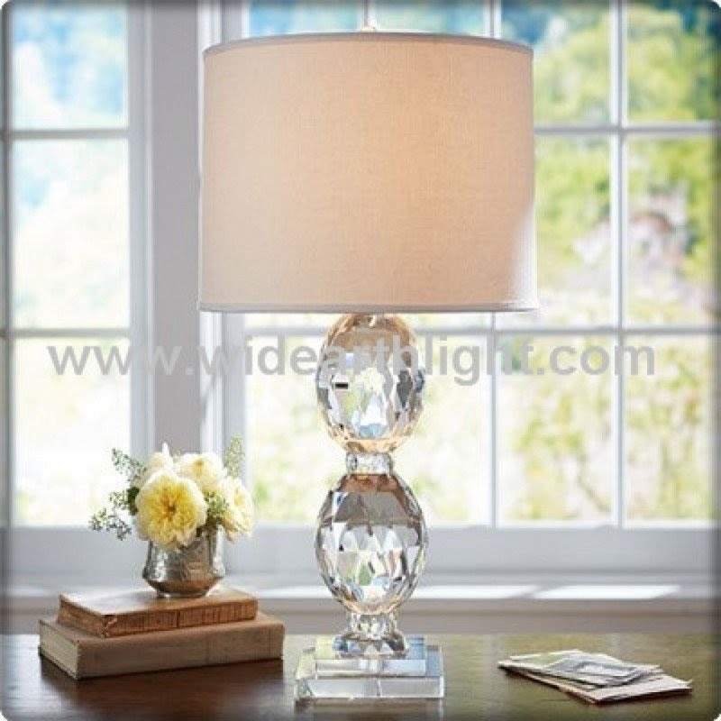 Perfect Crystal Bedroom Lamps