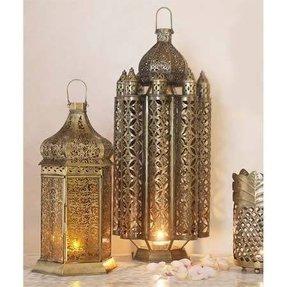Moroccan Hanging Lamp Foter