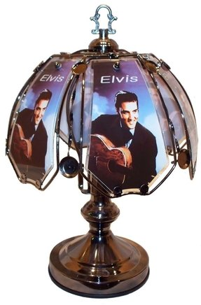 Elvis presley lamp 1
