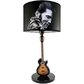 Elvis presley lamp 2