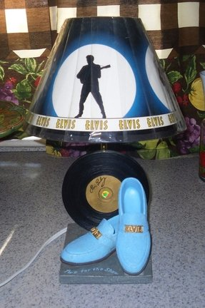 Elvis presley lamps 2