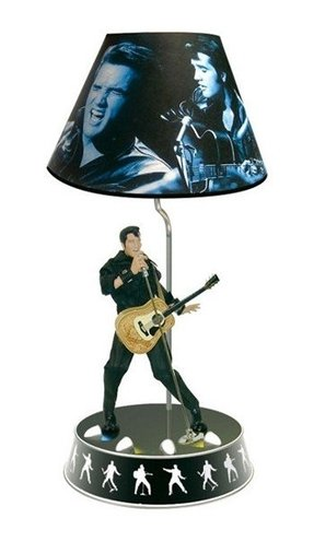 Elvis presley lamps