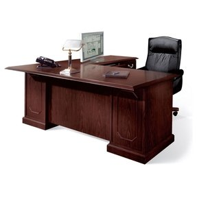 Executive desk with return 2