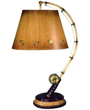 Fish table lamp 9