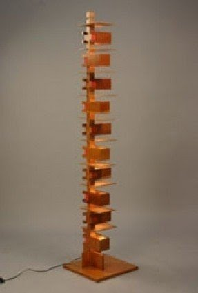 Frank Lloyd Wright Floor Lamp 4