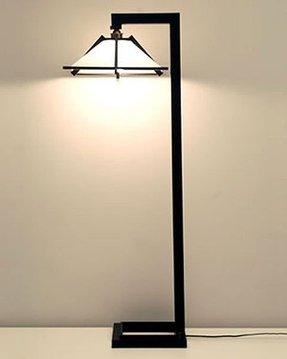 Frank lloyd wright floor lamp foter frank lloyd wright floor lamp 8 aloadofball Images