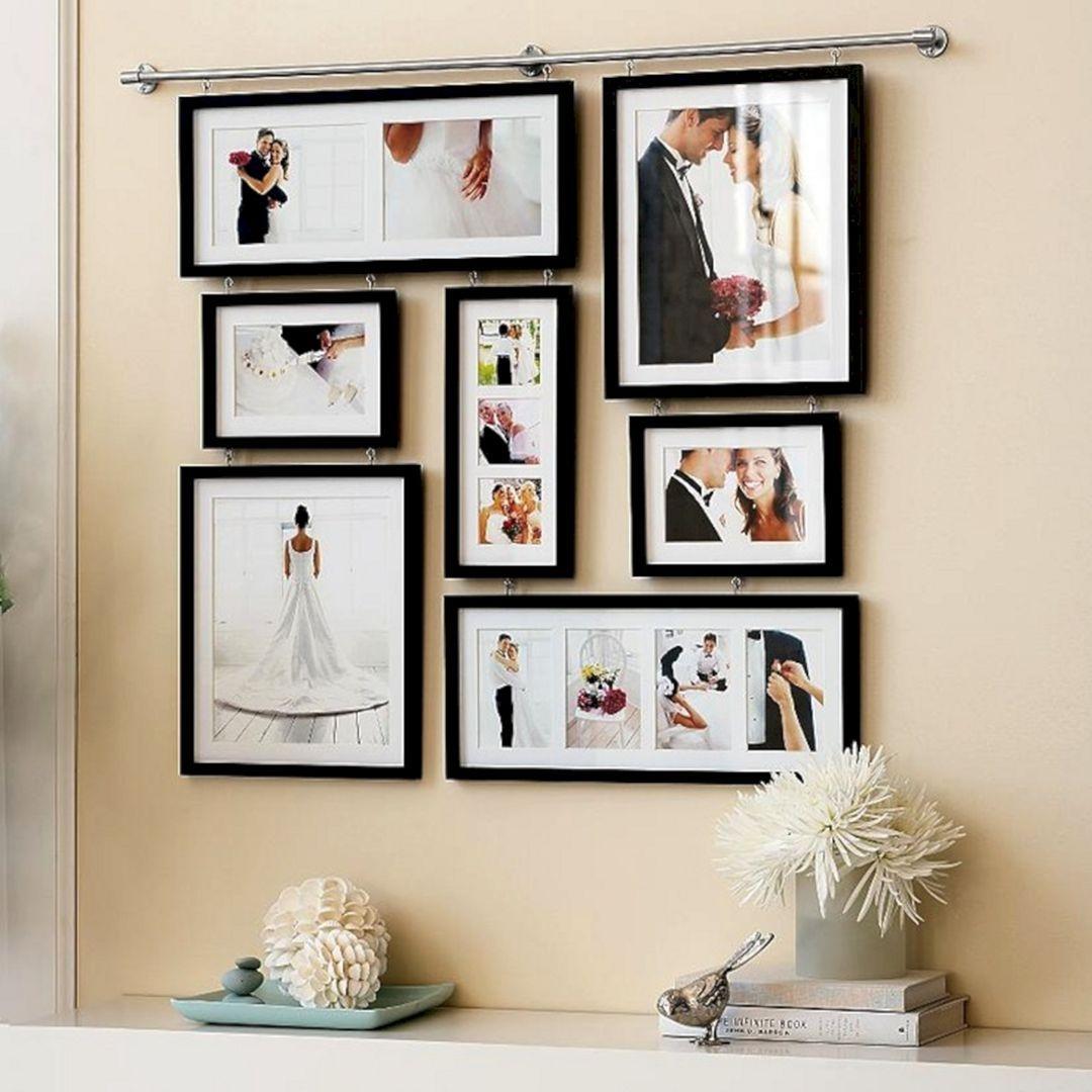 Hanging Photo Collage Frames - Foter