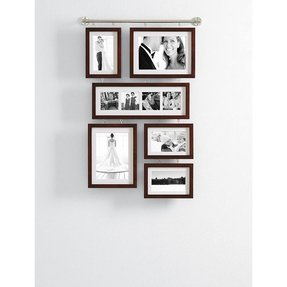 Hanging photo collage frames 2