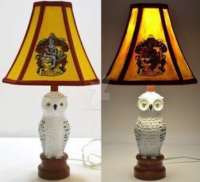 Harry Potter Lamp Foter