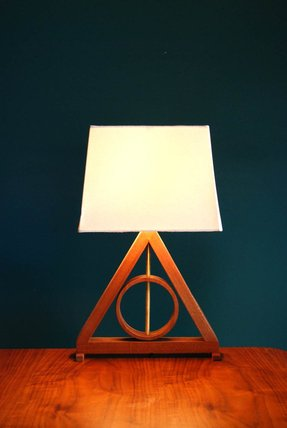 Harry potter lamps