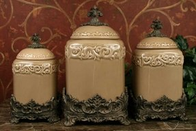 Image detail for design drake designs canister set kitchen decor