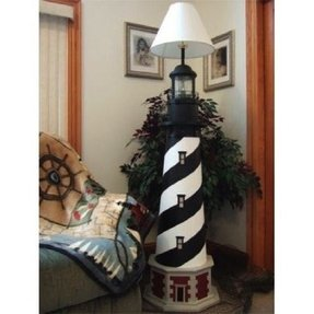 Lighthouse floor lamp 3
