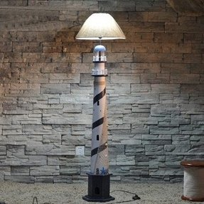 Lighthouse floor lamp 4