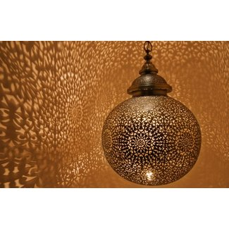 Moroccan hanging lamp foter moroccan hanging lamp 8 aloadofball Gallery