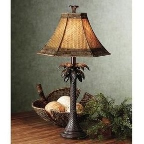 Palm Tree Table Lamp 6