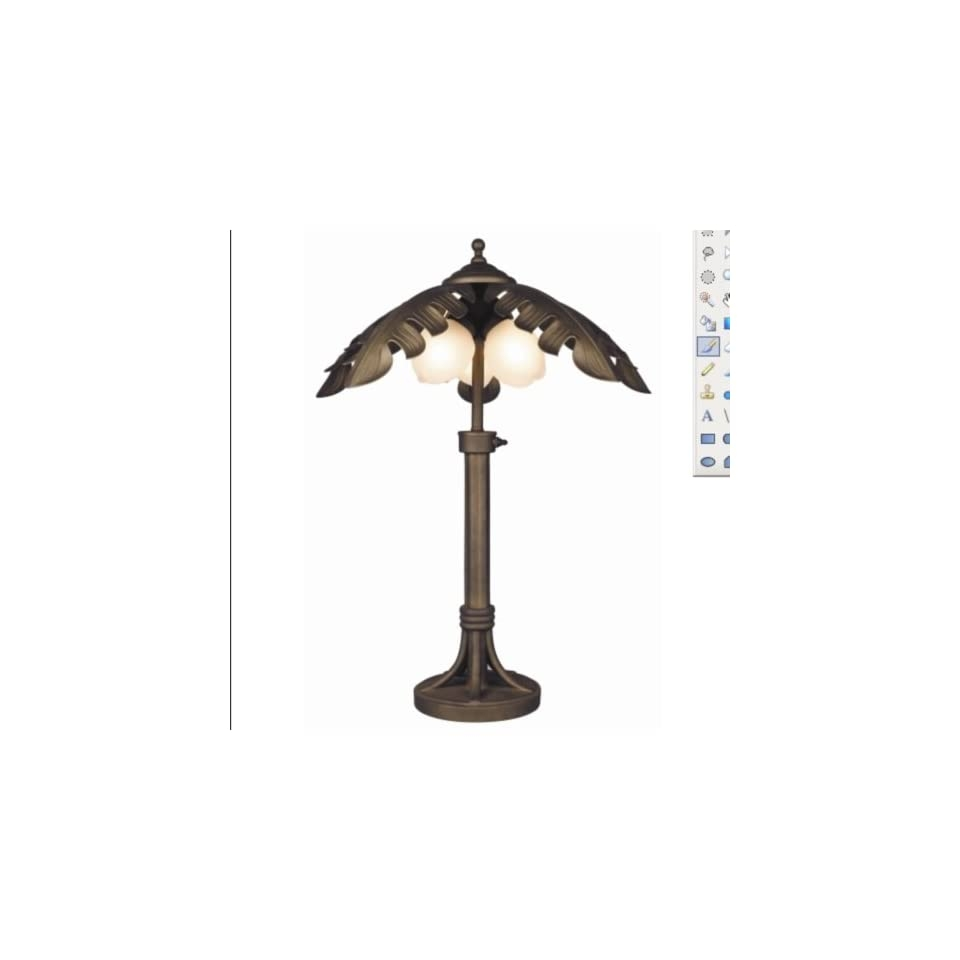 Palm Tree Table Lamp 8