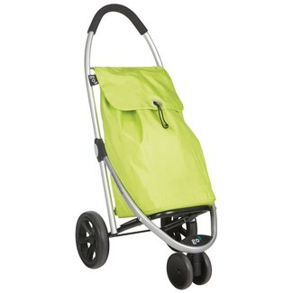 Personal shopping cart with wheels 2