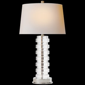 Crystal bedside lamps foter pottery barn bedroom lamps aloadofball Gallery