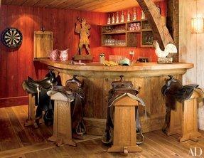 Saddle Style Bar Stools Foter
