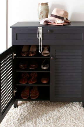 Shoe Cabinet With Doors Foter