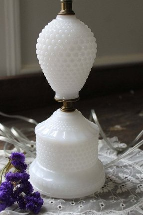 Vintage Milk Glass Lamp Ideas On Foter