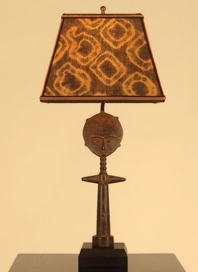 African lamps