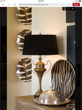 African table lamp foter african table lamp 10 aloadofball Images