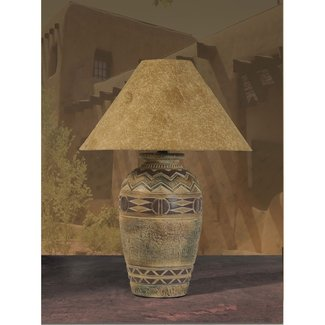 Anthony California Southwest Table Lamp 30""
