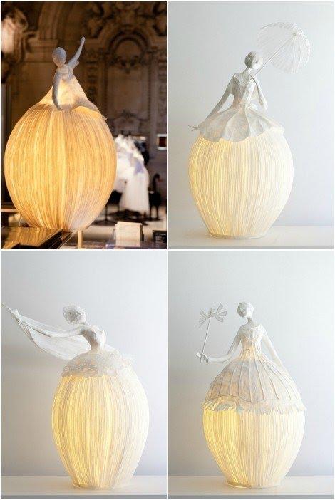 Ballerina Lamp 13