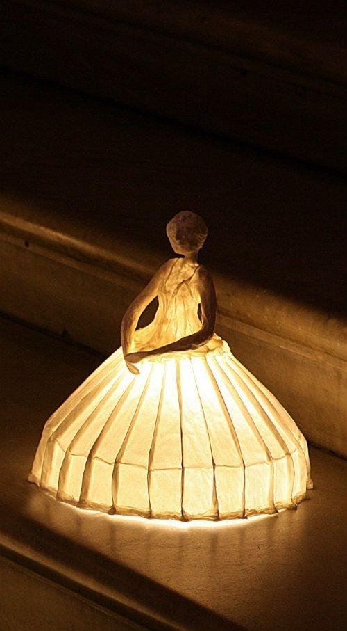 Ballerina Lamp 51