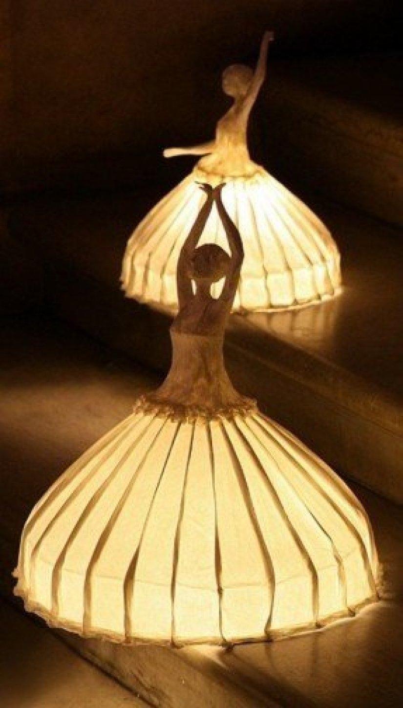 Attractive Ballerina Lamp 8