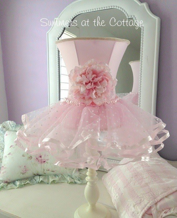 Ballerina Lamp 9