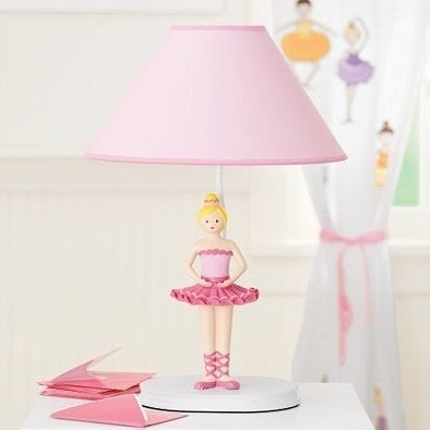 Awesome Ballet Lamp