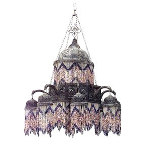 Beaded Chandelier Lamp Shades Foter